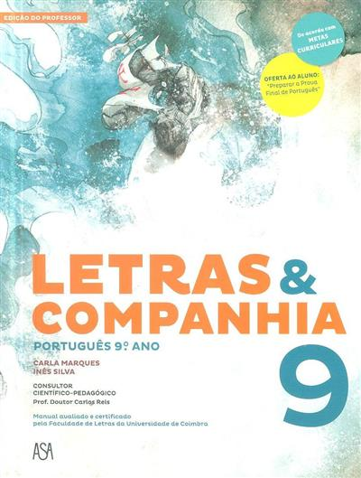 Letras & companhia (Carla Marques, Inês Silva)