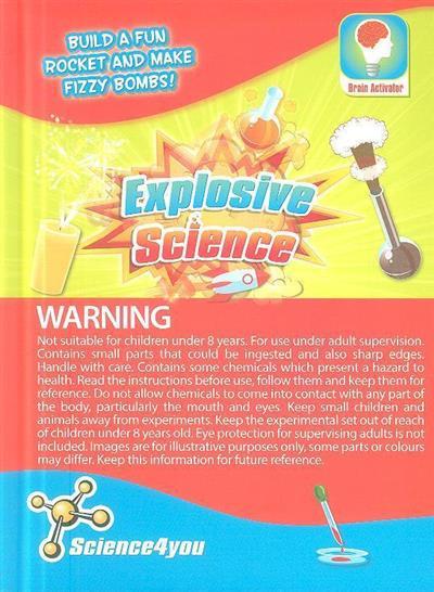 Explosive science (Flávia Leitão)