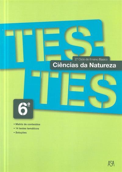 Ciências da natureza, 6º ano - 2º ciclo do ensino básico (Ana Frutuoso)