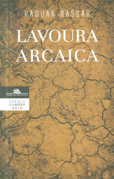 Lavoura arcaica (Raduan Nassar)