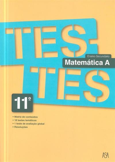 Testes (Maria José Mata)