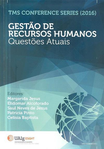 Gestão de recursos humanos (ed. Margarida Jesus... [et al.])