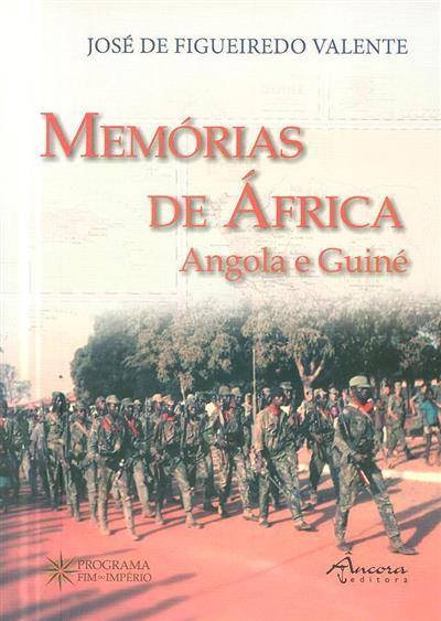 Memórias de África (José de Figueiredo Valente.)