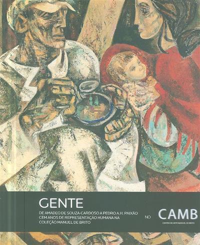 Gente (texto José Luis Porfírio)