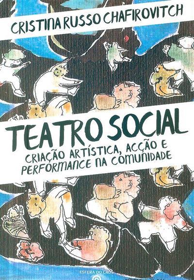 Teatro social (Cristina Russo Chafirovitch)