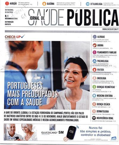 Jornal de saúde pública (Newsengage)