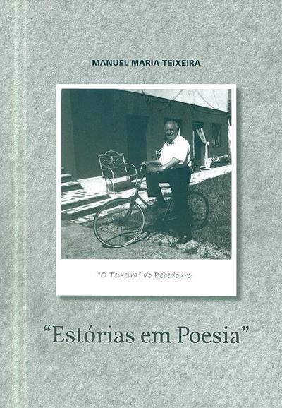 """""""Estórias em poesia"""" (Manuel Maria Teixeira)"""