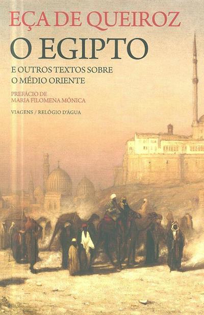 O Egipto e outros textos sobre o Médio Oriente (Eça de Queiroz)