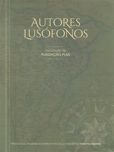 Autores ludófonos na coleção da Fundação PLMJ (ed. João Silvério)