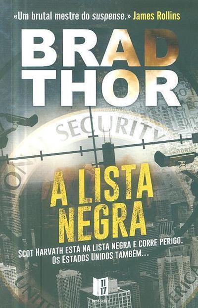 A lista negra (Brad Thor)