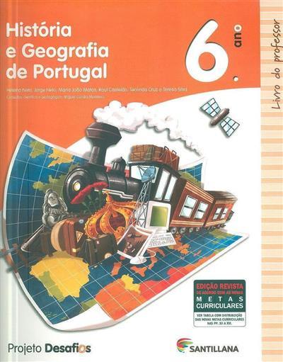História e geografia de Portugal, 6º ano (Helena Neto... [et al.])