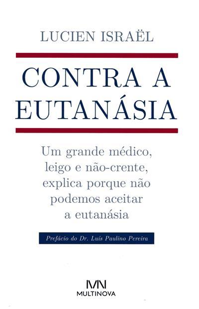 Contra a eutanásia (Lucien Israël)