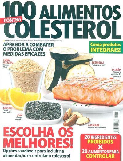 100 alimentos contra o colesterol (propr. Presspeople)