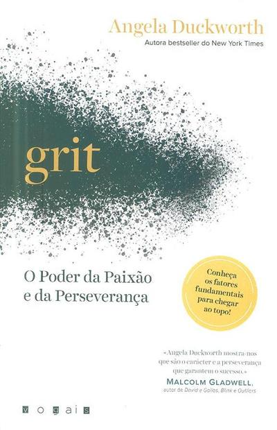 Grit (Angela Duckworth)