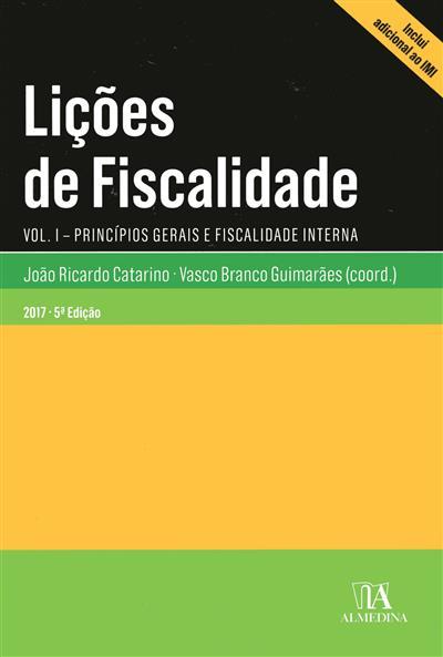 Lições de fiscalidade (António Brigas Afonso... [et al.])