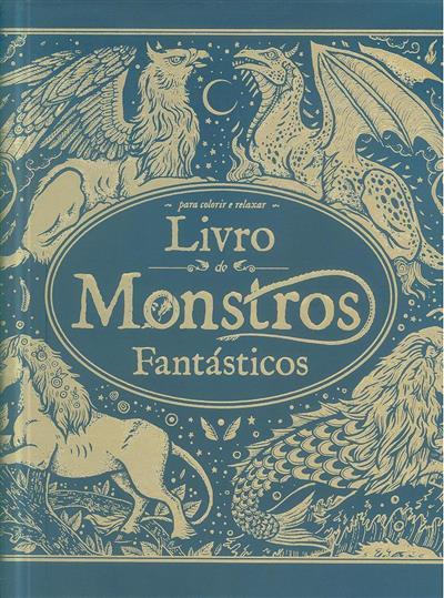Livro de monstros fantásticos (Jonny Marx)