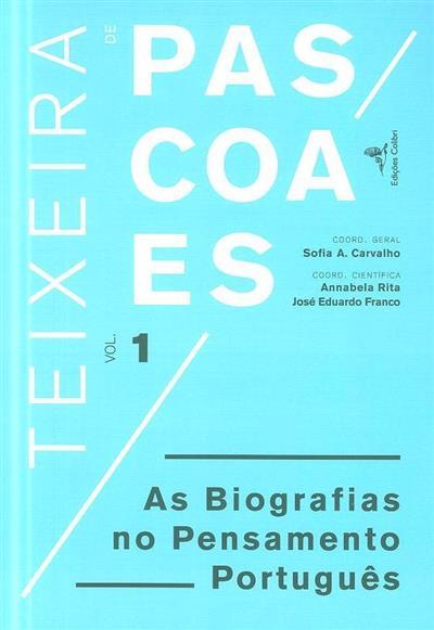Teixeira de Pascoaes (Congresso Internacional Triénio Pascoalino)