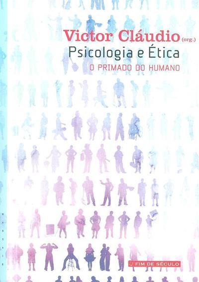 Psicologia e ética (Paula Ribeiro de Sousa... [et al.])