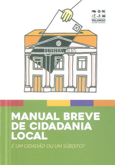 Manual breve de cidadania local (António Cândido de Oliveira)