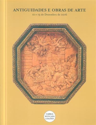 Antiguidades e obras de arte (coord. Mariana Soares Mendes... [et al.])