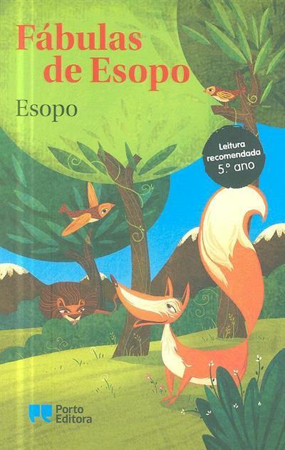 Fábulas de Esopo (adapt. Alexandra Guimarães)