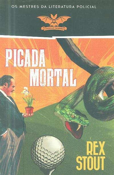 Picada mortal (Rex Stout)