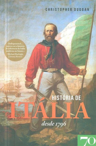 História de Itália desde 1796 (Christopher Duggan)
