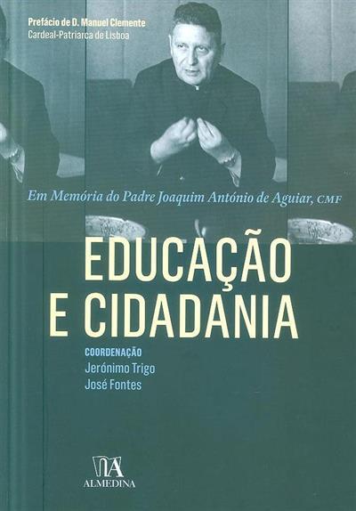 Educação e cidadania (coord. Jerónimo Trigo, José Fontes)