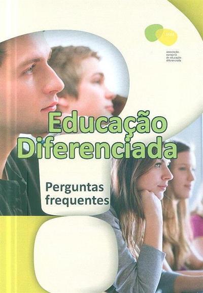 Educação diferenciada (trad. e adapt. EASSE-Portugal)