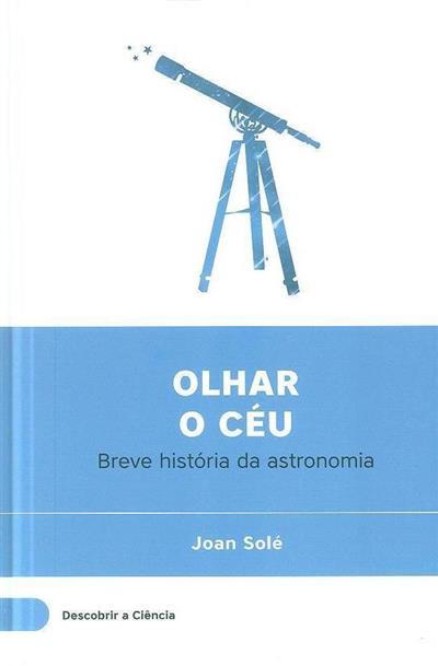 Olhar o céu (Joan Solé)