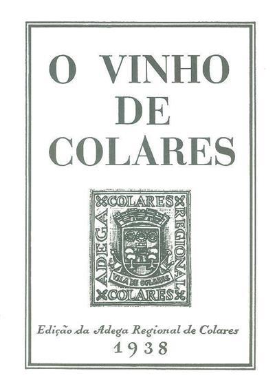 O vinho de colares