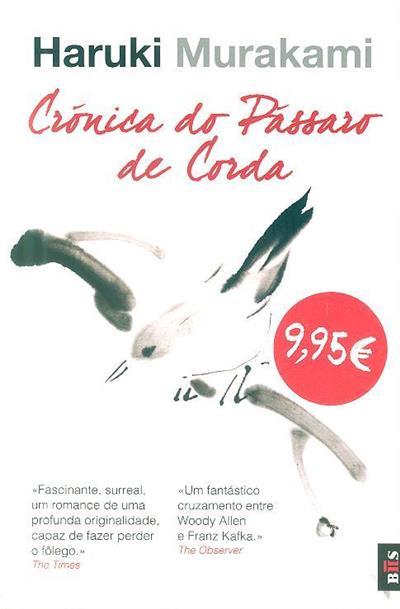 Crónica do pássaro de corda (Haruki Murakami)