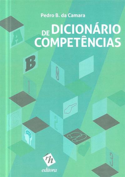 Dicionário de competências (Pedro B. da Camara)