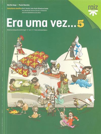 Era uma vez... 5 (Marília Gago, Paula Marinho)