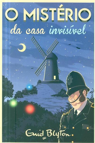 O mistério da casa invisível (Enid Blyton)