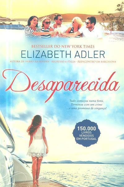 Desaparecida (Elizabeth Adler)
