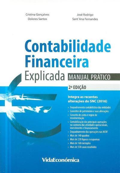 Contabilidade financeira explicada (Cristina Gonçalves... [et al.])