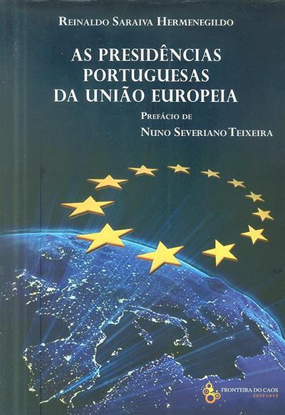 As presidências portuguesas da União Europeia (Reinaldo Saraiva Hermenegildo)