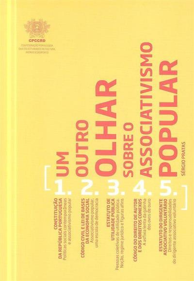 Um outro olhar sobre o Associativismo Popular (Sérgio Pratas)