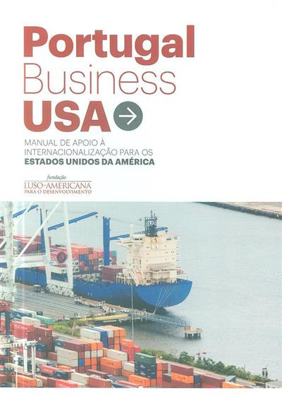Portugal business USA (coord. Joana Costa Pereira, João Filipe)