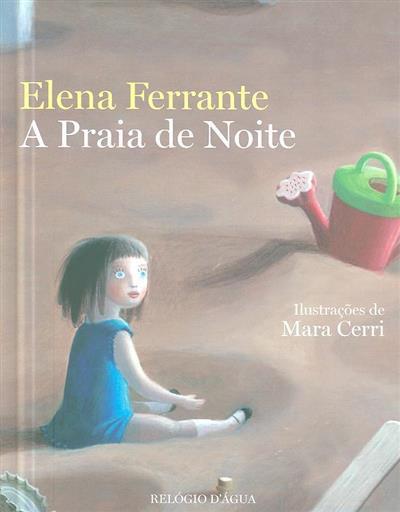 A praia de noite (Elena Ferrante)