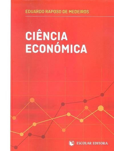 Ciência económica (Eduardo Raposo de Medeiros)