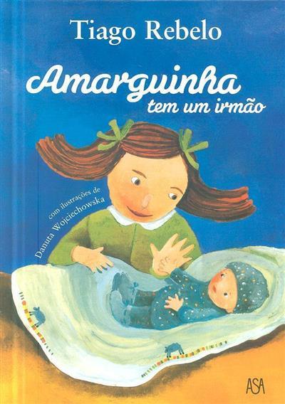 Amarguinha tem um irmão (Tiago Rebelo)