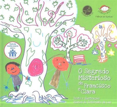 O segredo misterioso de Francisco e Clara (coord. Raquel Salgueiro, Rui Andrade)