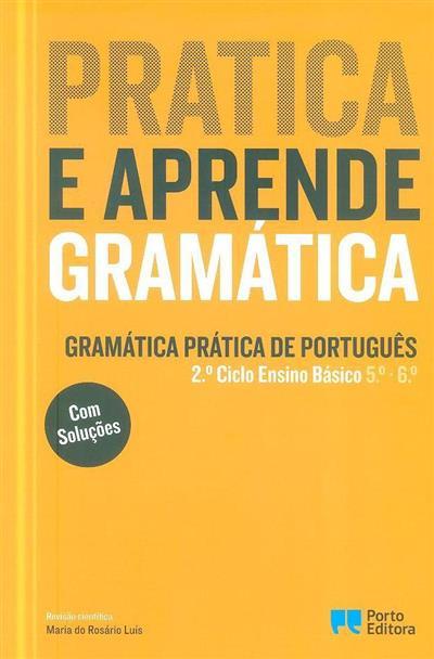 Pratica e aprende gramática (Cristina Falcão, Sofia Queirós)