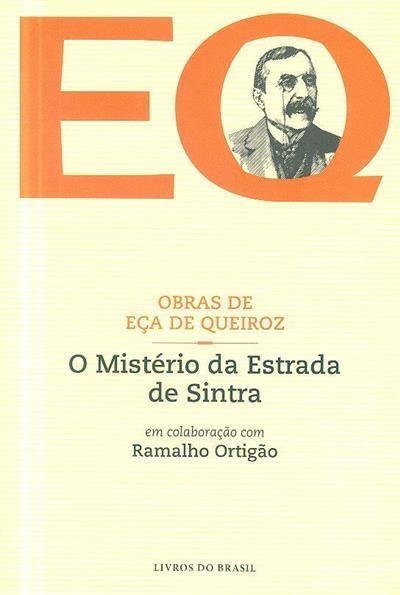 O mistério da estrada de Sintra (Eça de Queiróz)