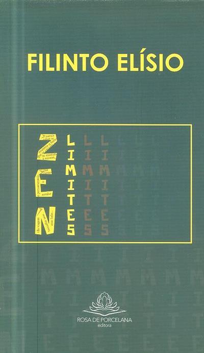 Zen limites ( Filinto Elísio)