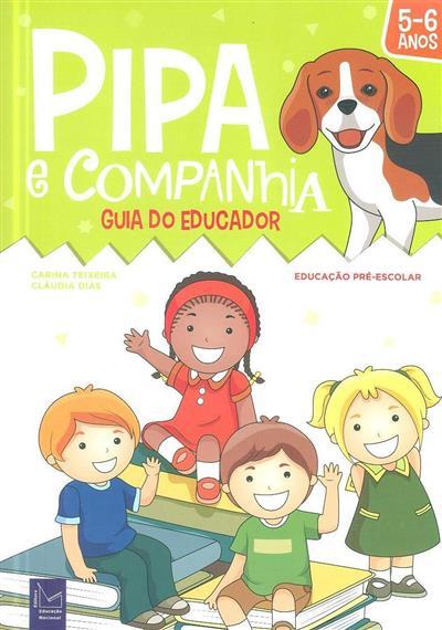 Guia do educador (Carina Teixeira, Cláudia Dias )