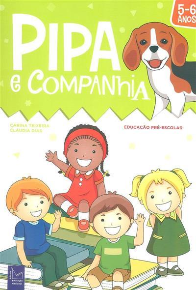 Educação pré-escolar, 5-6 anos (Carina Teixeira, Cláudia Dias )