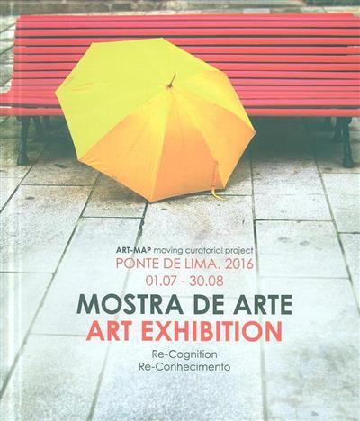 Mostra de arte (coord., fot. Isabel Patim, Madina Zi, Sandra Rodrigues)